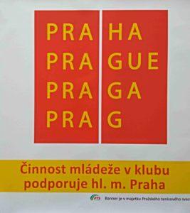 Praha-mládež a